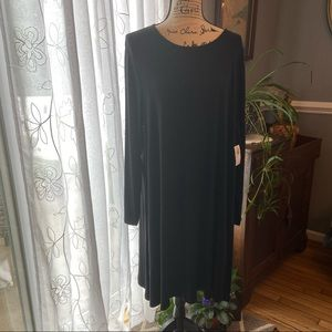 NWT Old Navy Long Sleeved Swing Dress